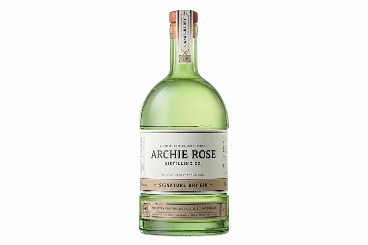 Archie rose signature dry