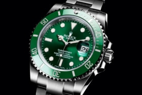Best green dial watches