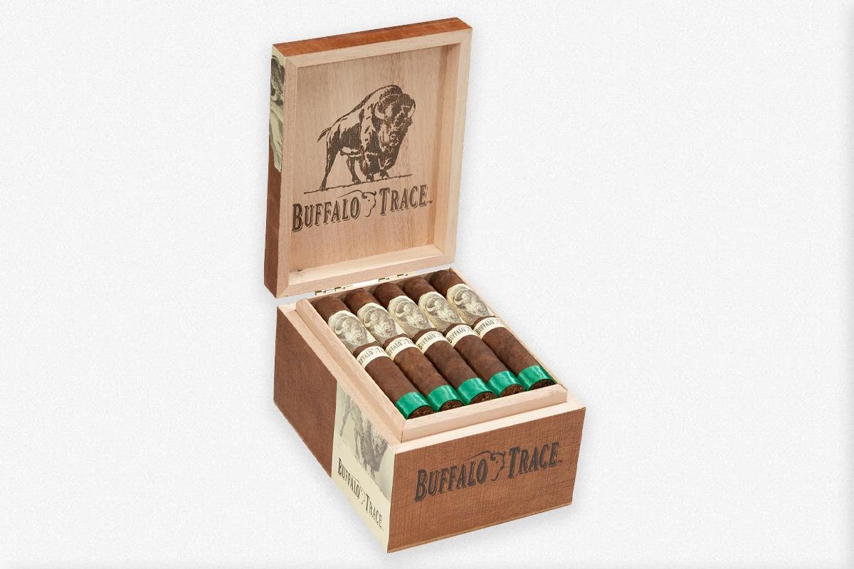 Buffalo trace cigar 1