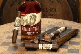 Buffalo trace cigar 2