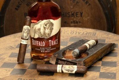 Buffalo Trace Now Has its Own Cigar Line