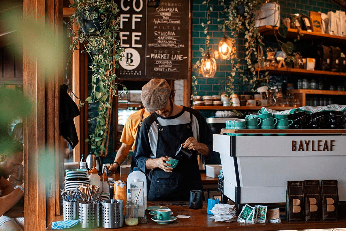 Bayleaf Cafe Byron