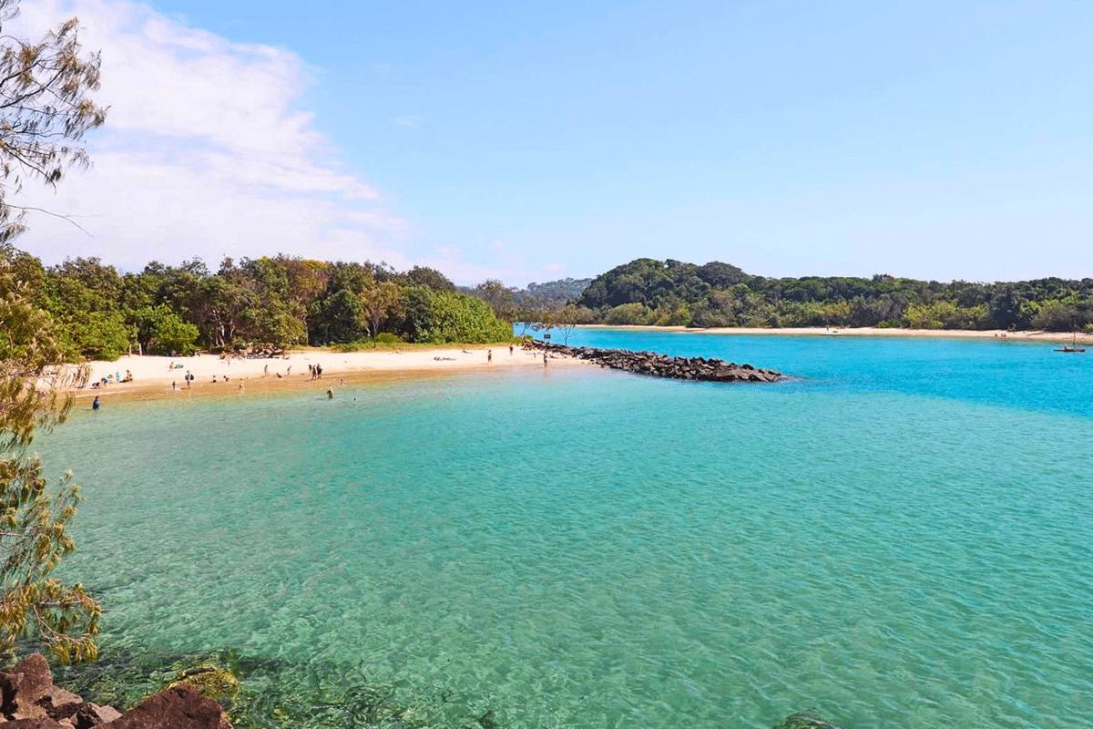 Clarks Beach Byron Bay