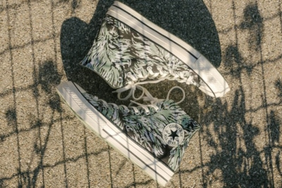 Carhartt x Converse Camouflages the Chuck 70