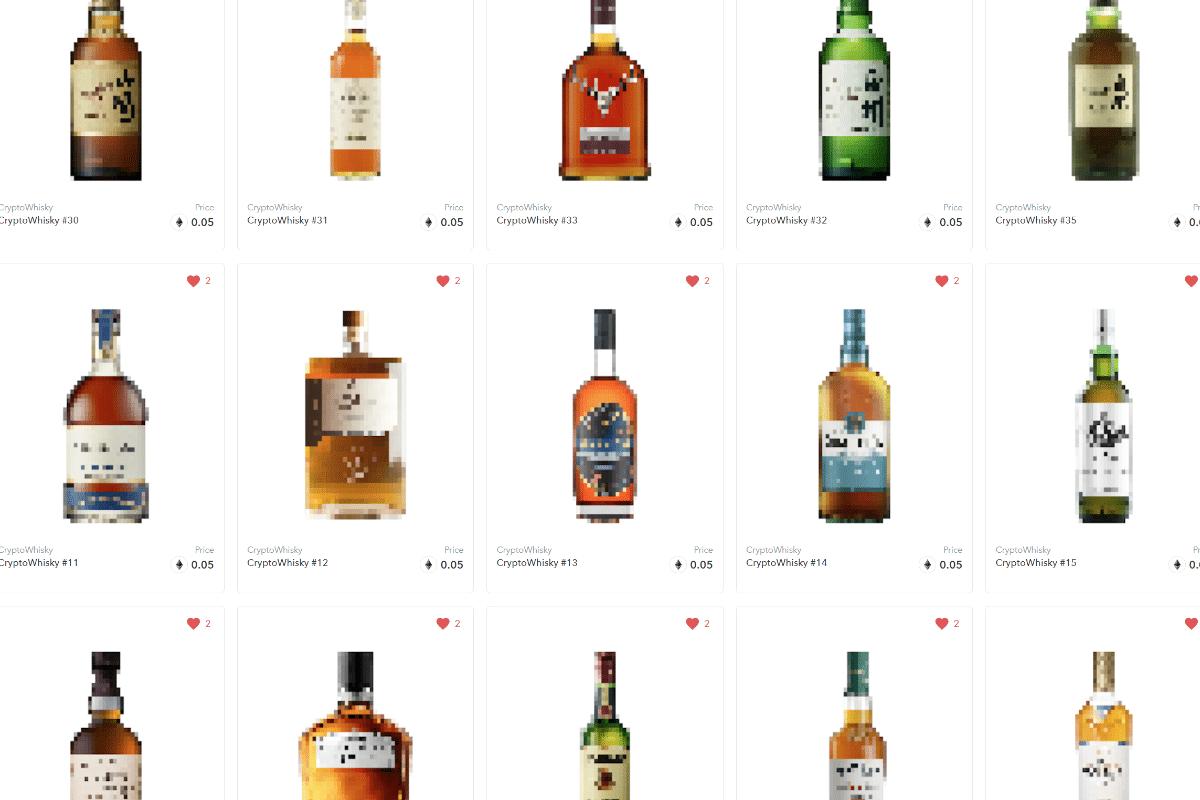 Cryptowhisky