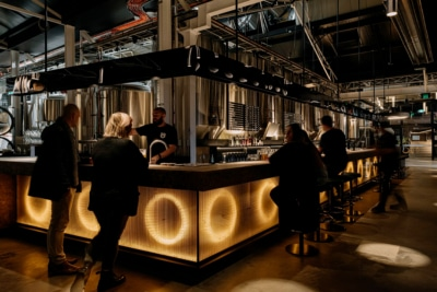 A Massive New Beer Hall is Opening in Melbourne This Weekend