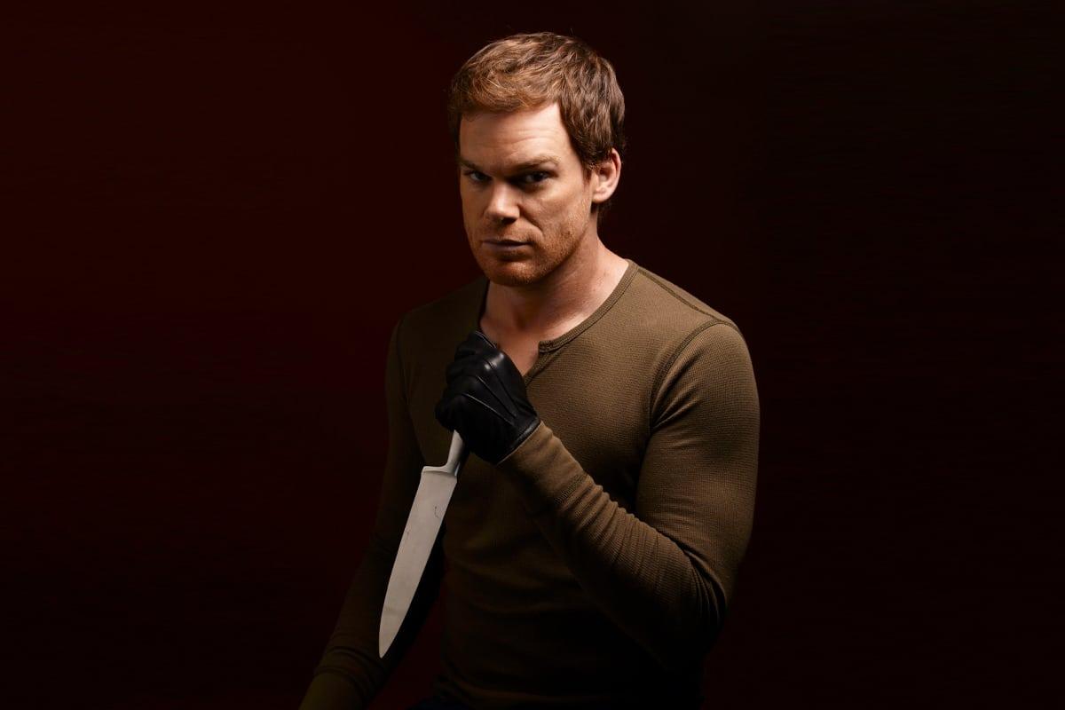 Dexter around town 1