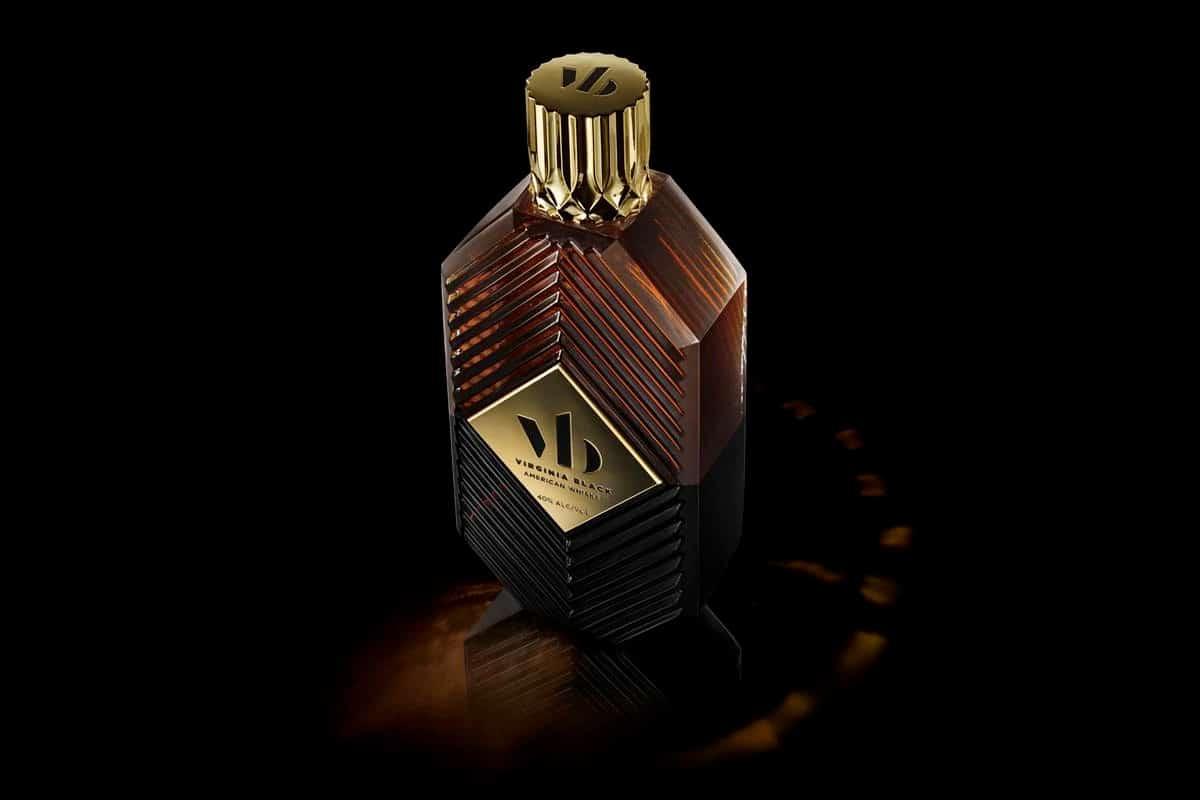 Drakes whiskey virginia black 1