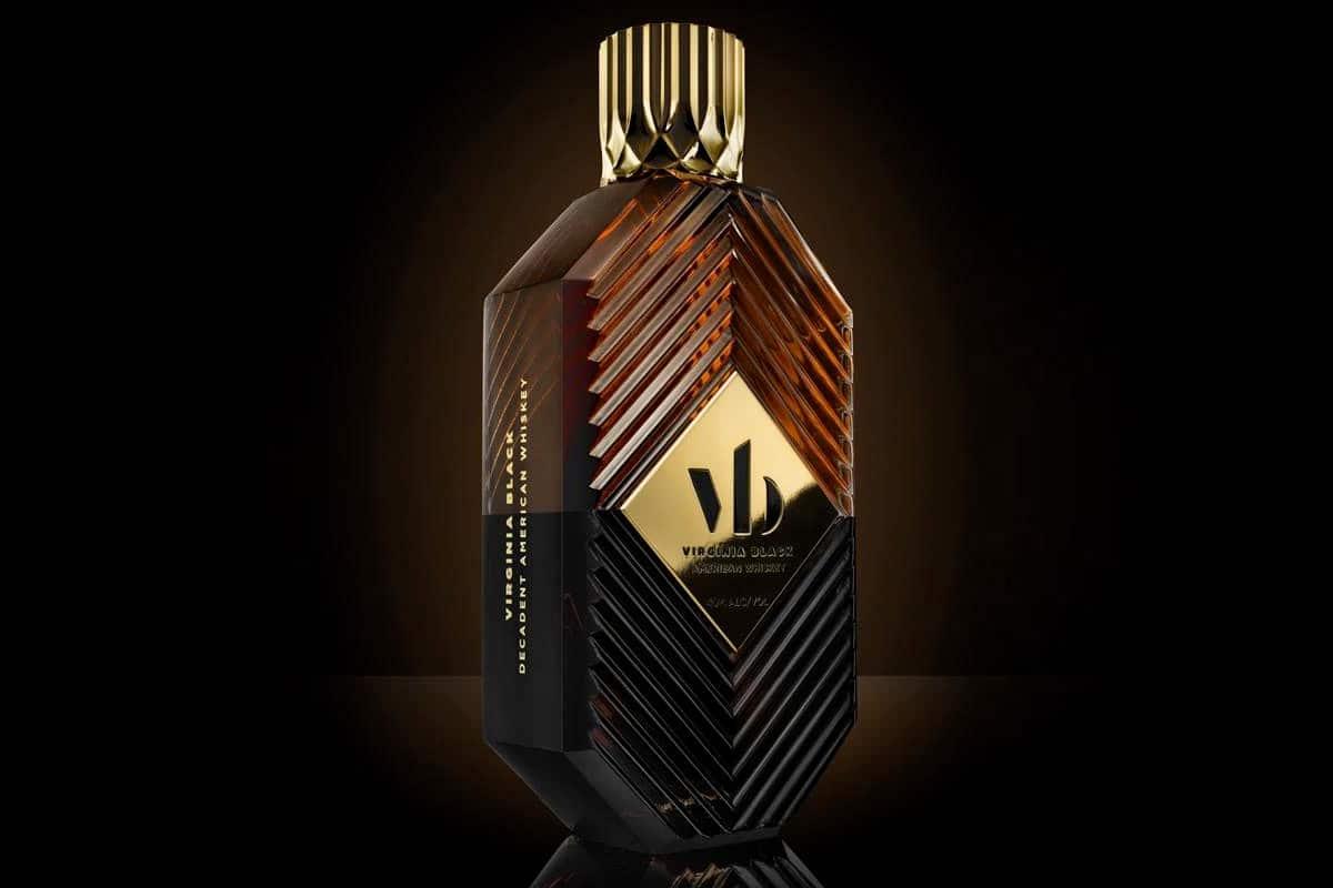 Drakes whiskey virginia black