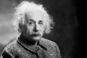 Einstein emc2