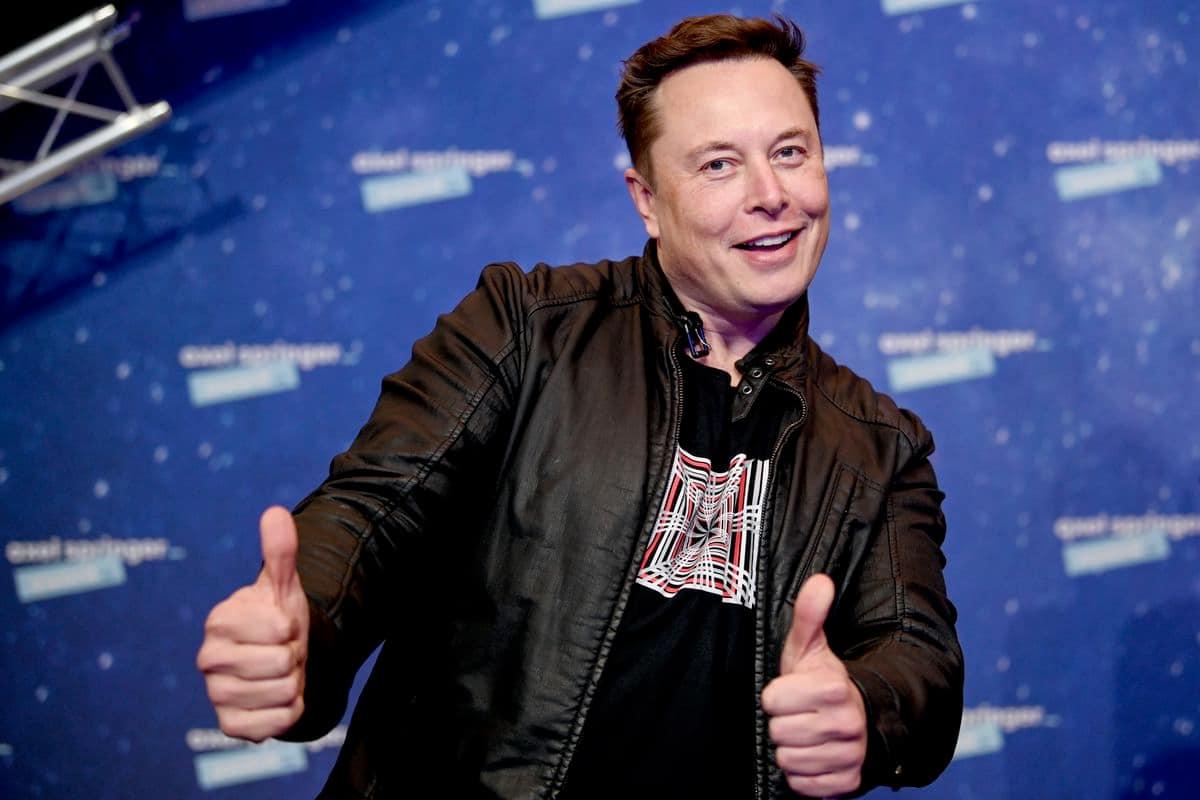 Elon musk cumrocket