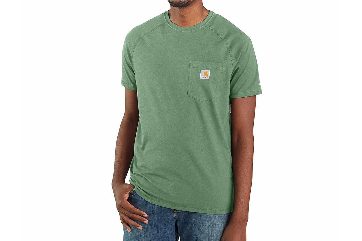 Carhartt Force Cotton Delmont T-Shirt