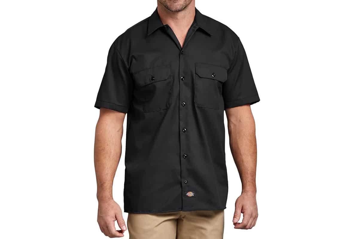 Dickies Flex Relaxed Fit Work Shirt