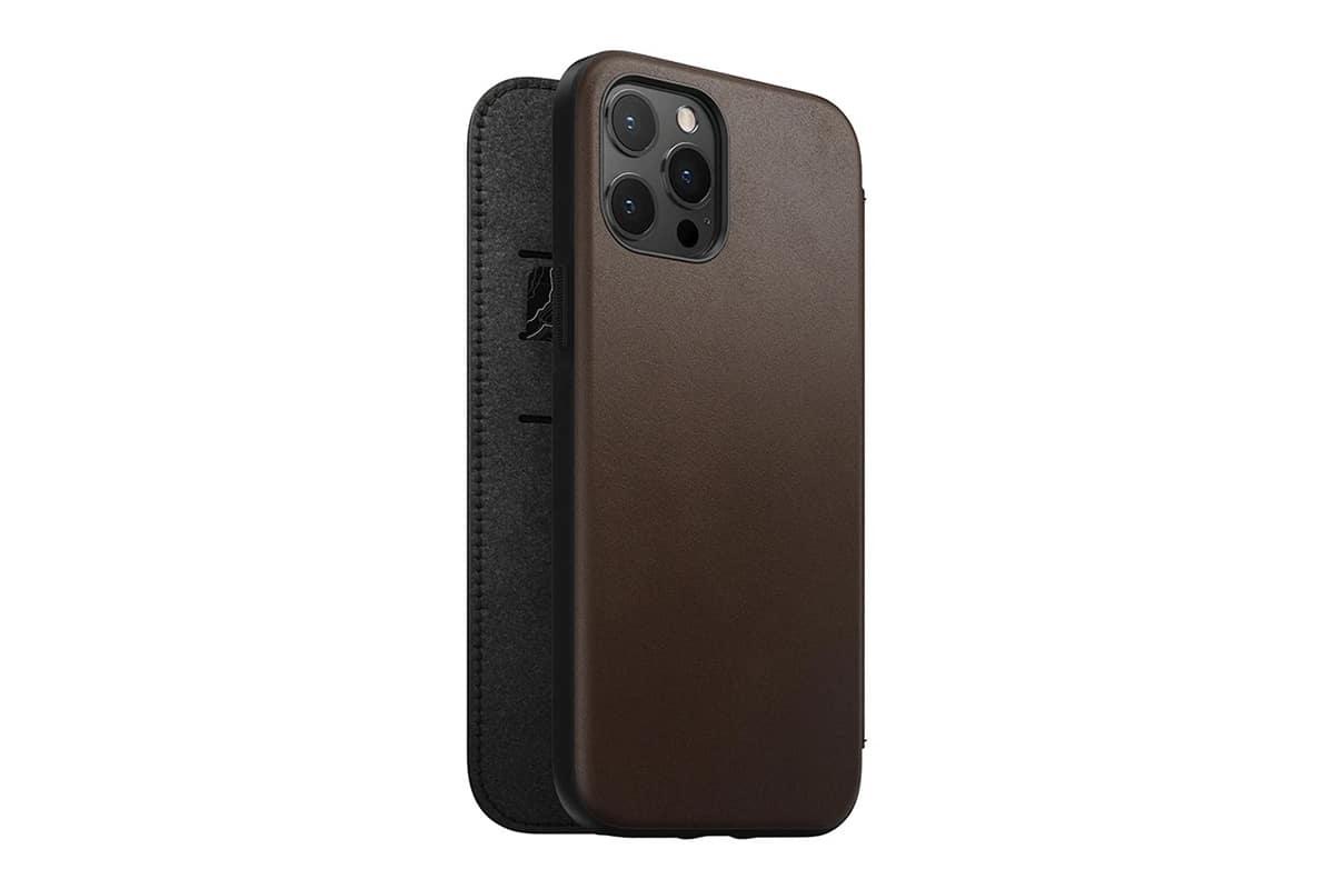 Nomad iPhone 12 Pro Max Rugged Folio