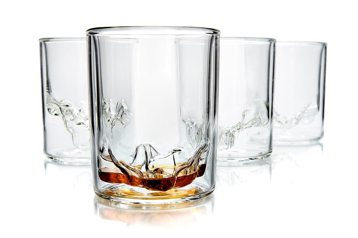 Whiskey Peaks Zion Glasses