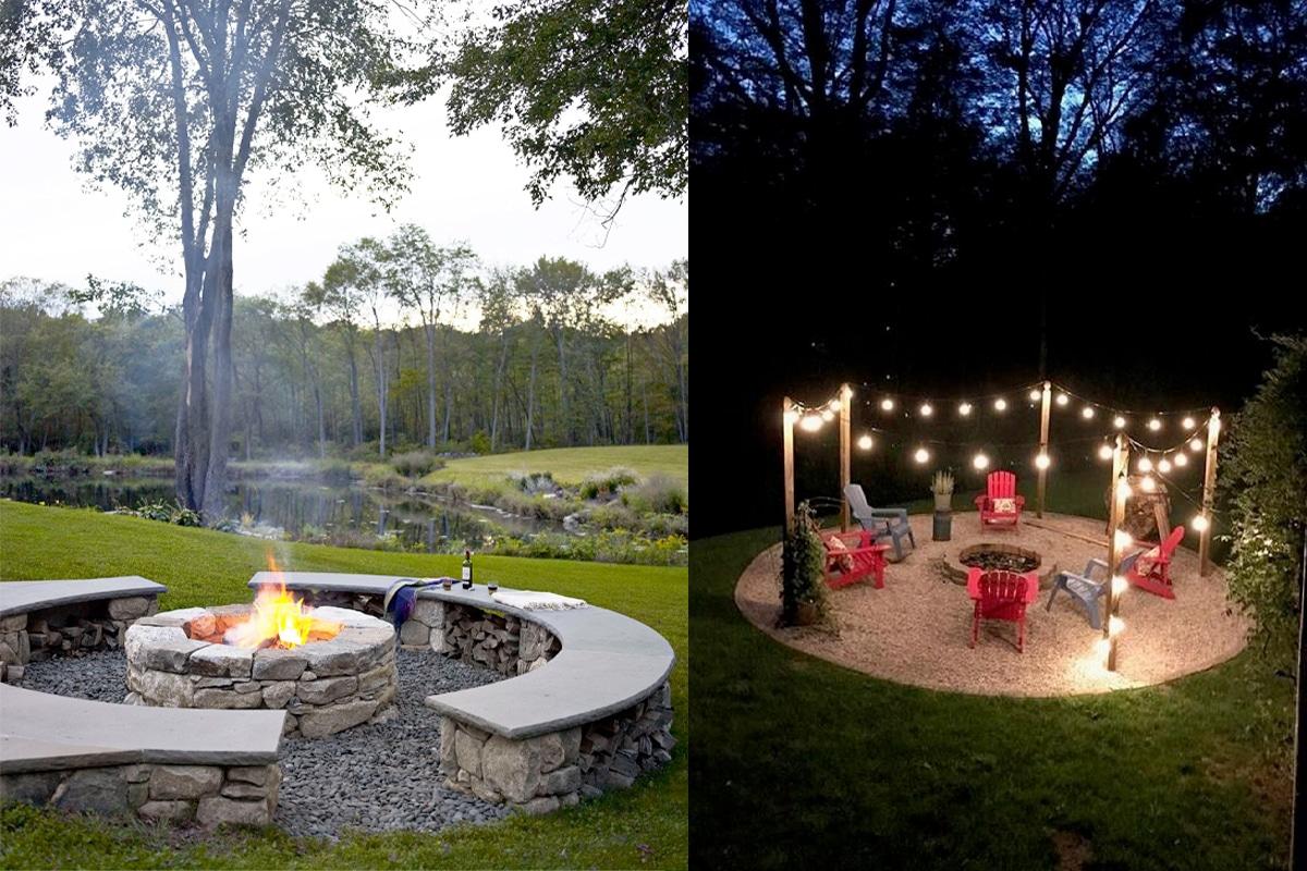 Fire pit ideas 5