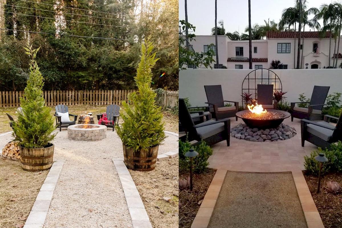 Fire pit ideas 7
