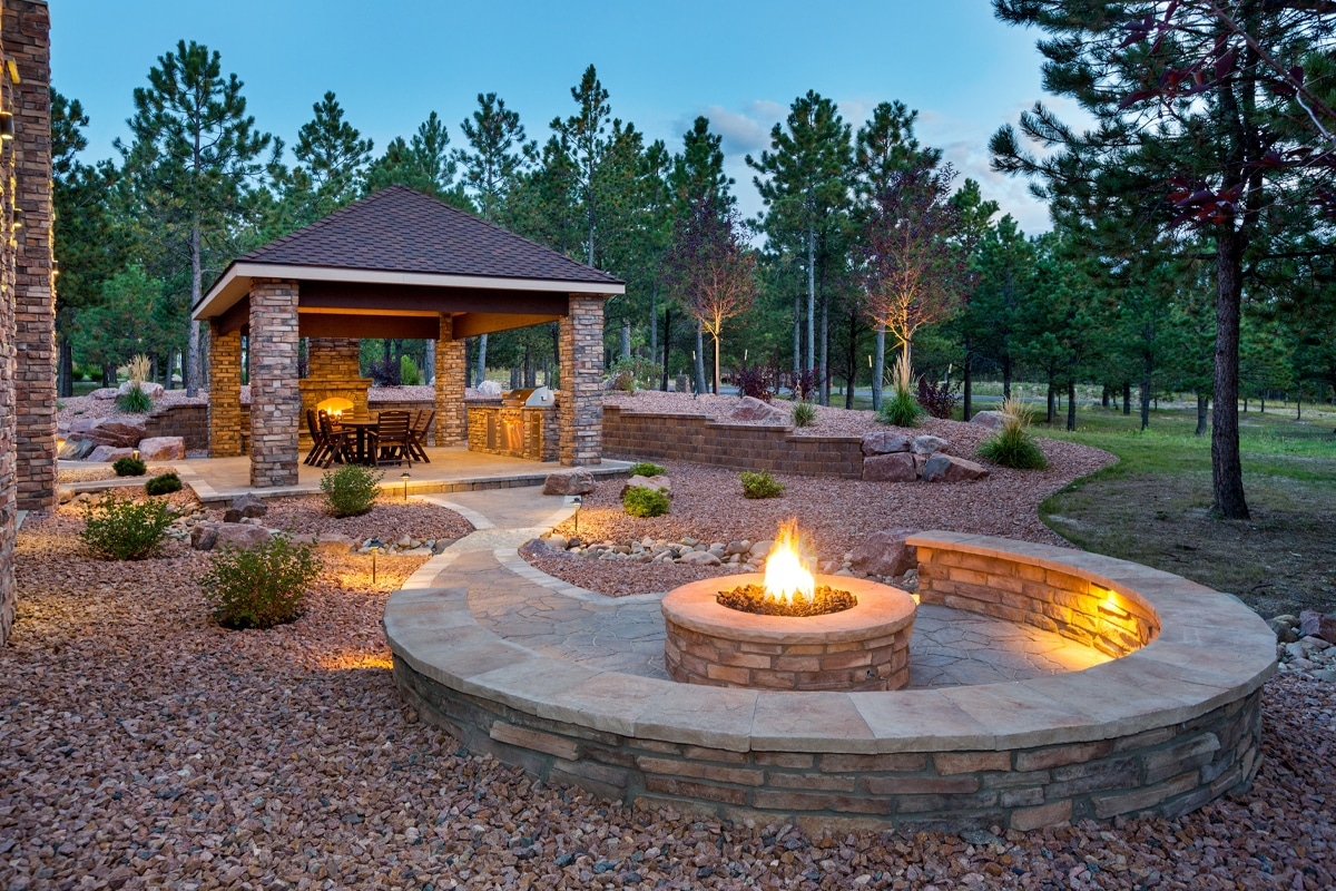 Fire pit ideas 8