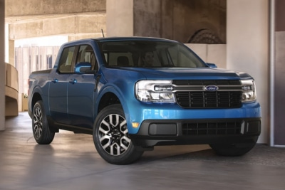 Ford's Ultra-Cheap 2022 Maverick Truck Already Has 36,000 Reservations