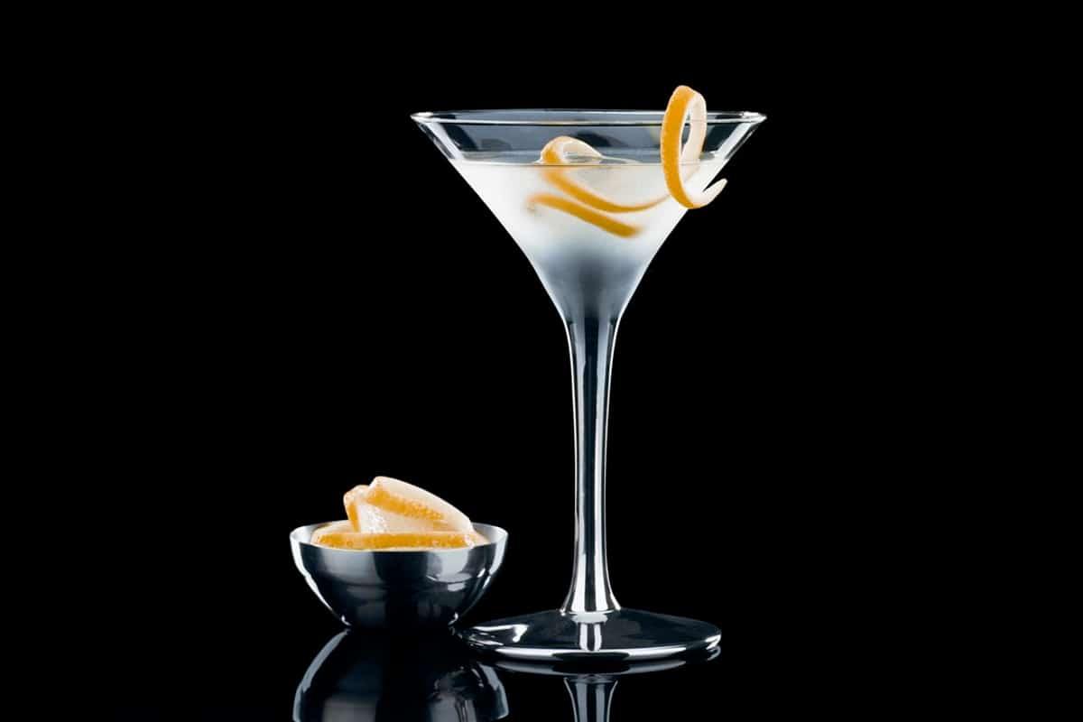 Gin matini recipe