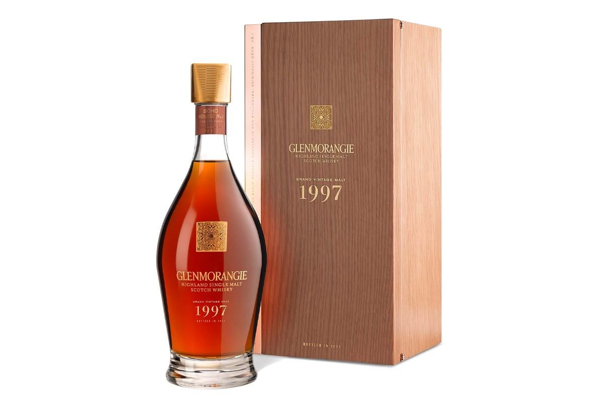 Glenmorangie vintage 1997