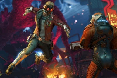 Marvel's Intriguing Guardians of the Galaxy Game Revealed