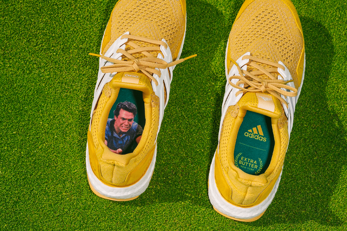 Happy Gilmore x Extra Butter