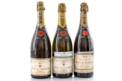 'Breathtaking' Champagne Collection Could Fetch $10 Million