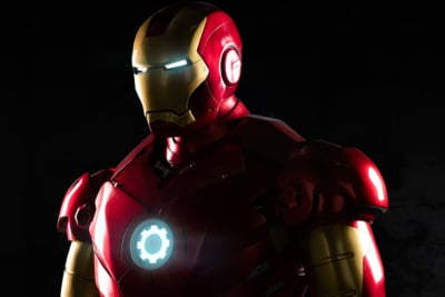 Missing a 6-Foot Marvel Statue? Arm Your Home with this $8,000 Iron Man Mark III Armour