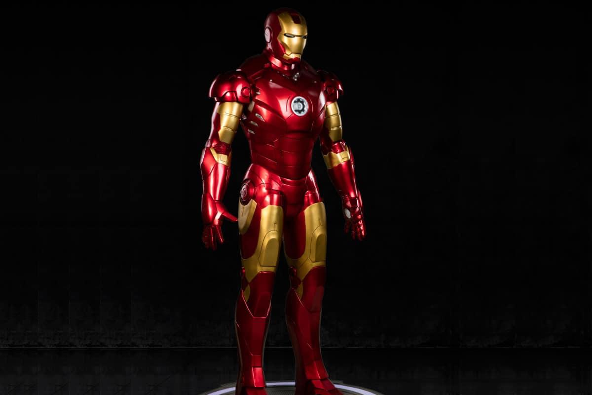 Ironman mark iii 2