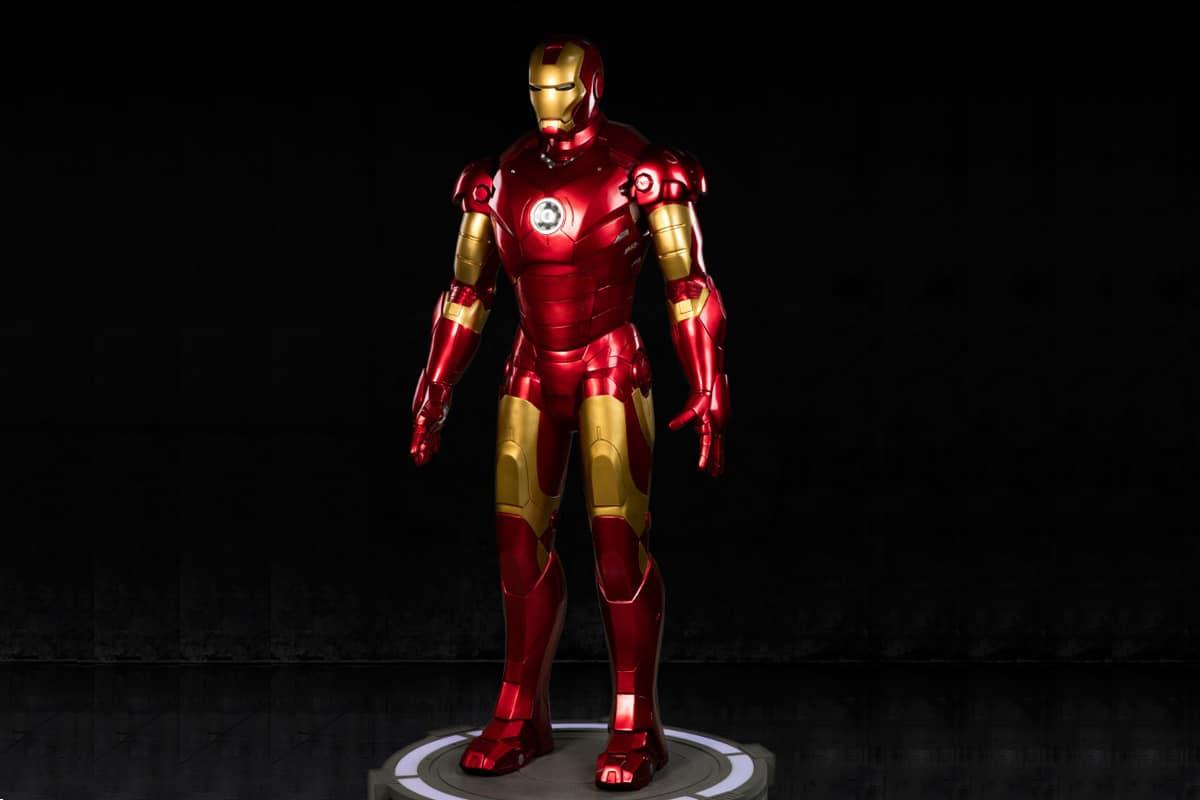 Ironman mark iii 4