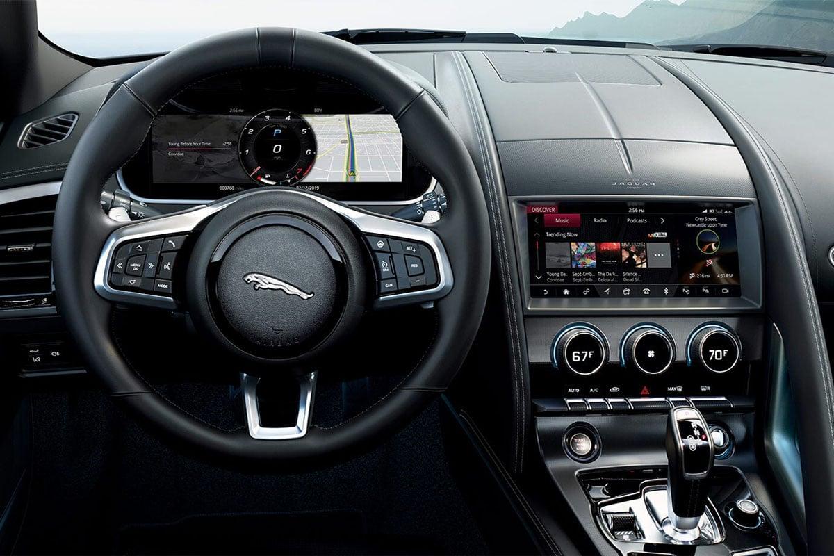 Jaguar f type p450 1