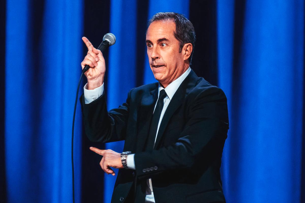 Jerry Seinfeld Netflix Stand-Up