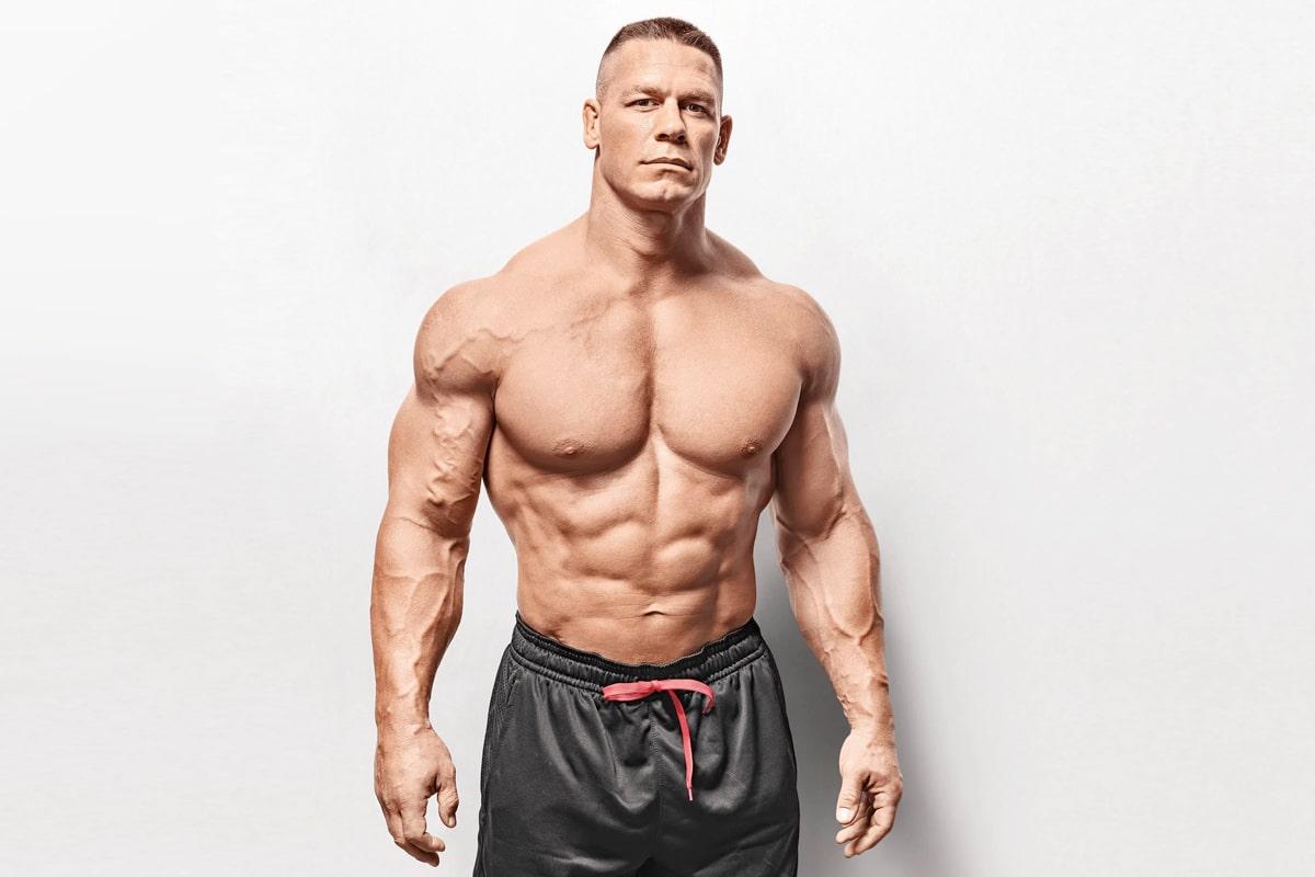 John cena workout and diet plan