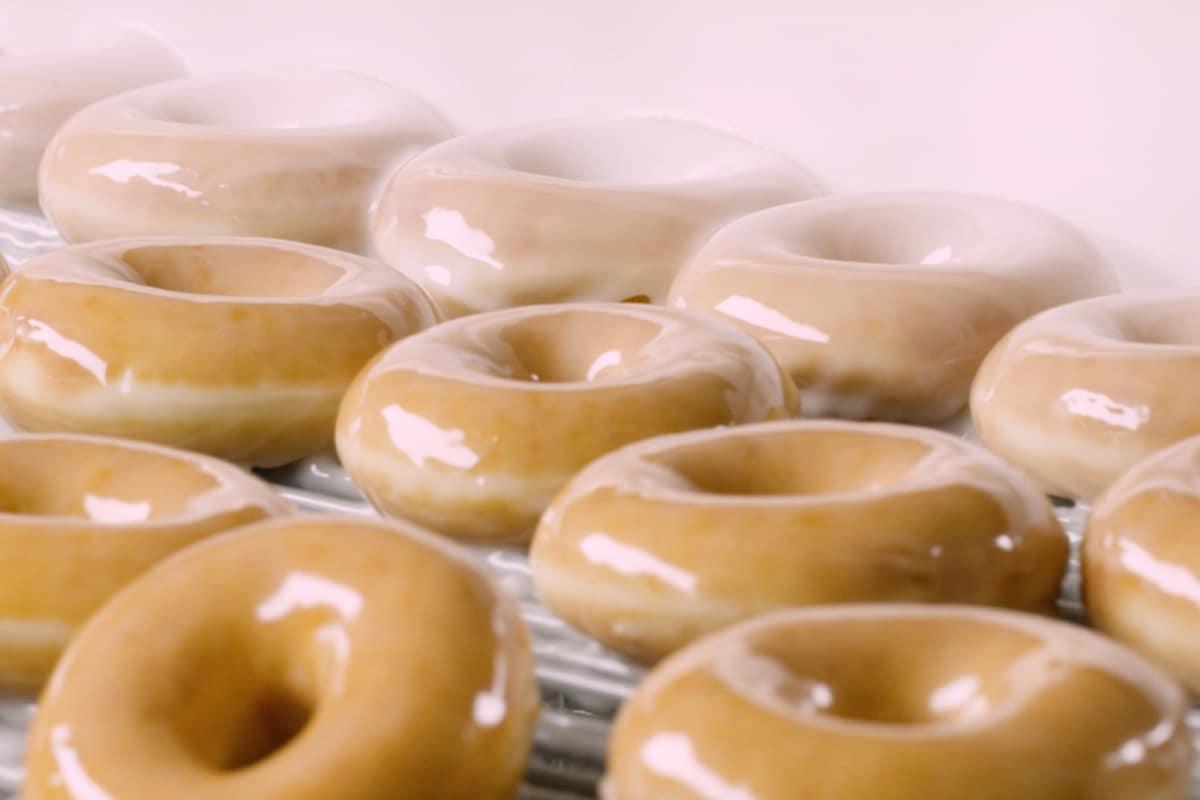 Krispy kreme free 1