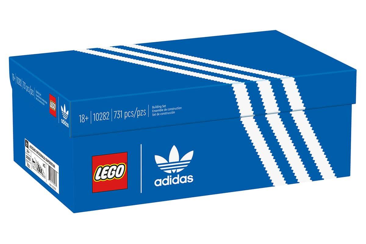 Lego adidas superstar 1