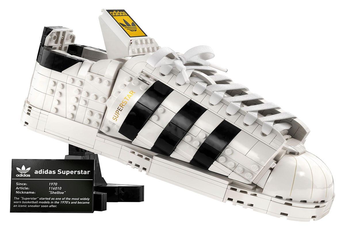 Lego adidas superstar 2