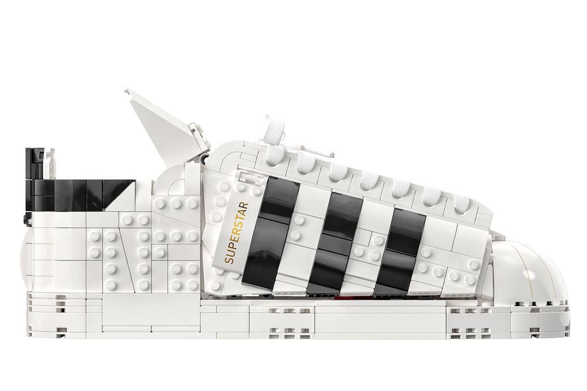 Lego adidas superstar 3