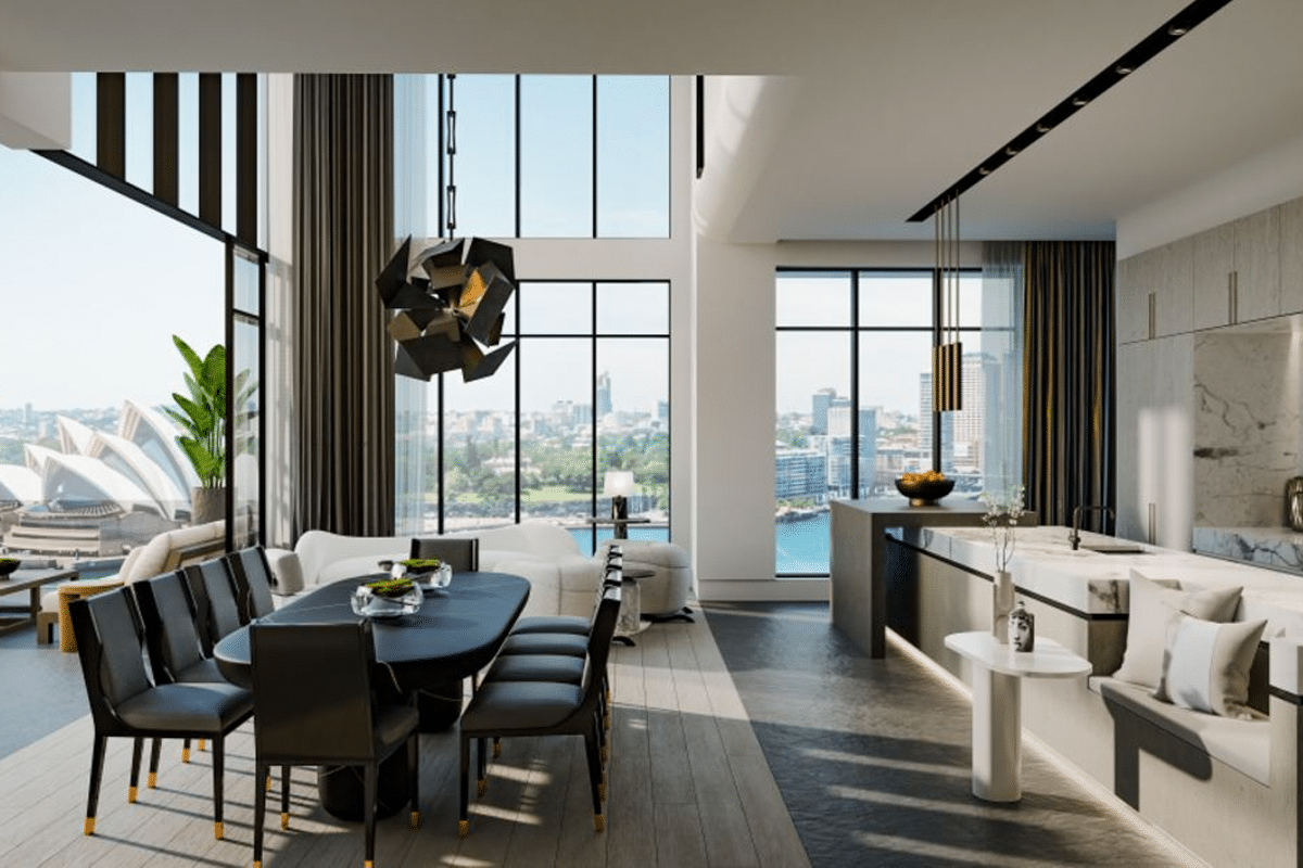 Luxury Penthouse The Rocks