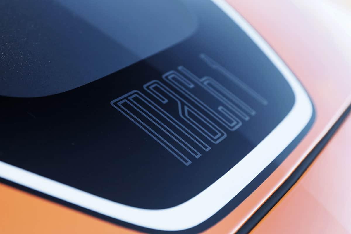 Mustang mach 1 4