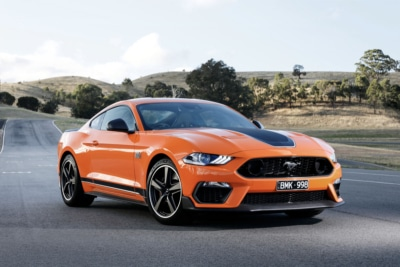 2021 Ford Mustang Mach 1 Brings Muscle to the Track
