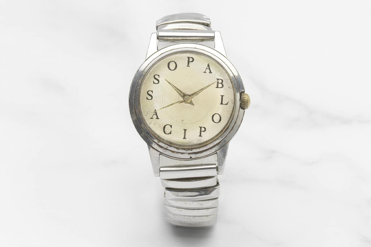 Pablo picasso watch 1 1