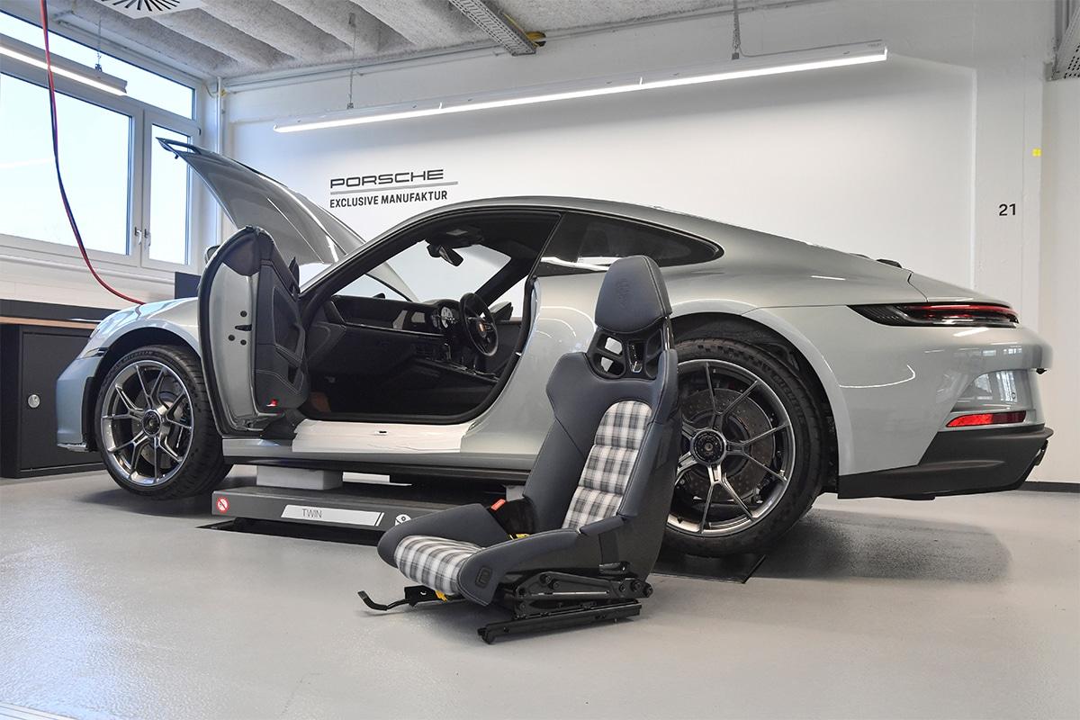 Porsche 911 gt3 70 year