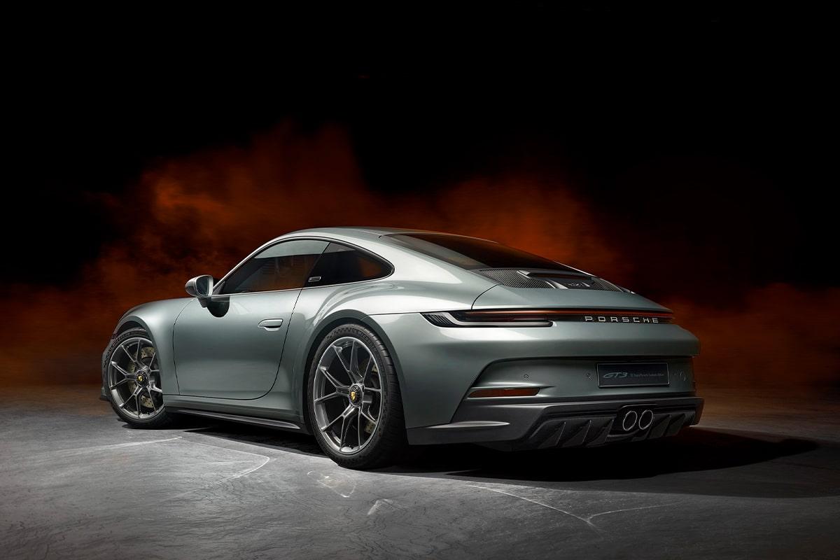 Porsche 911 gt3 70 years porsche australia edition 3