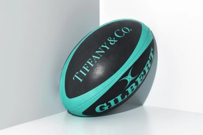 Tiffany & Co. Unveils Rugby Ball Destined For the Trophy Cabinet