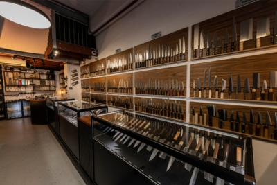 The Hidden Japanese Knife Store in Sydney that Supplies the World's Top Chefs
