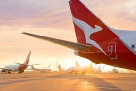 Qantas free flights