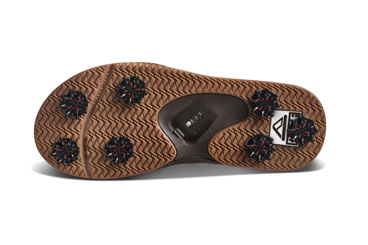 Reef golf sandal 2
