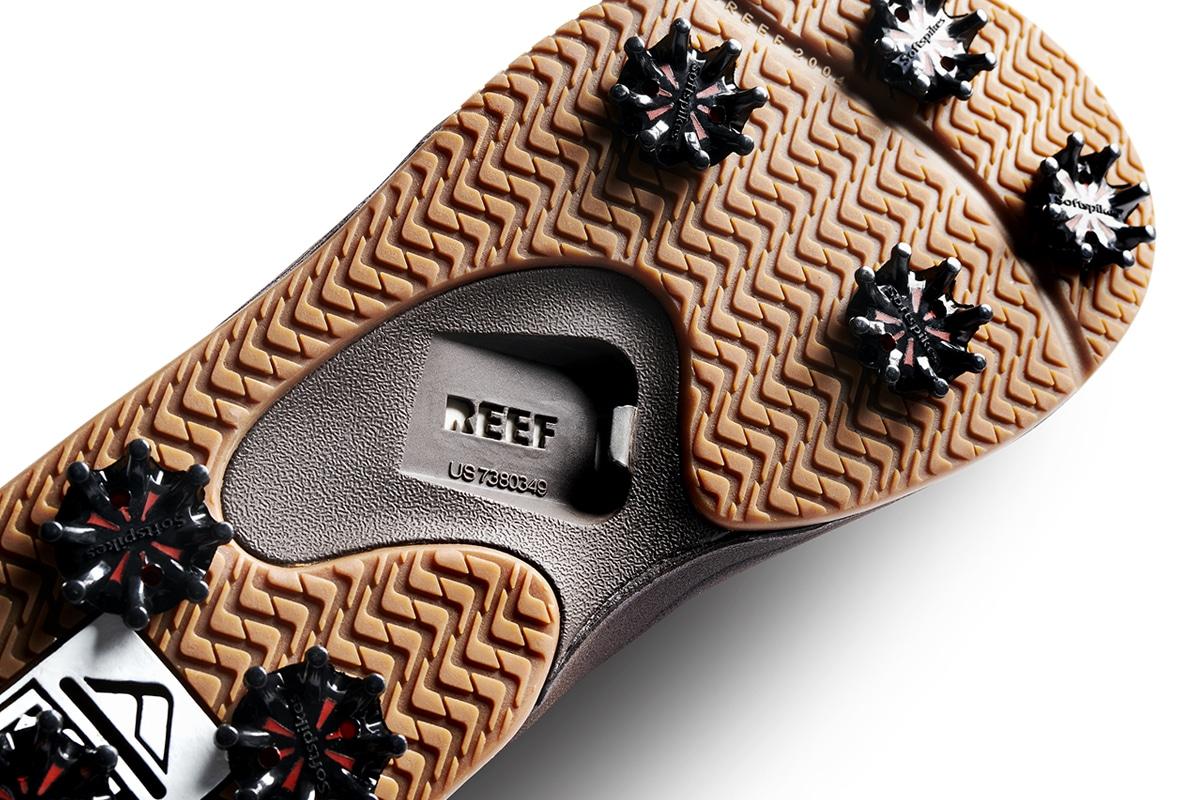 Reef golf sandal 3