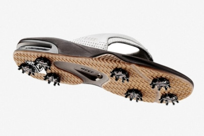 'Sacrilege' - Mick Fanning's Ultimate Golf Sandal Has a Built-In Bottle Opener
